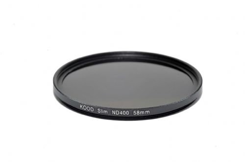 High Quality Kood Big Stopper ND400 58mm